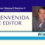 BIENVENIDA DE NUESTRO EDITOR