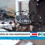 Show de drones para celebrar el bicentenario de la independencia