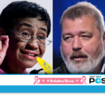 Nobel de la Paz a defensores de la libertad de expresión